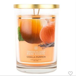 Vanilla Pumpkin 🎃 candle 19oz